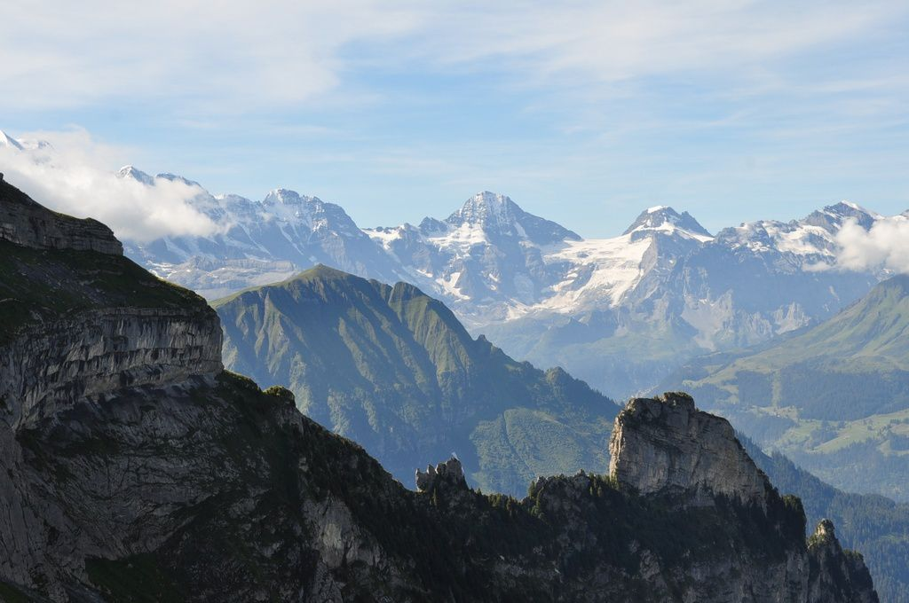 Quelques arrêts le temps de jouir de ces paysages merveilleux - Circe épineux