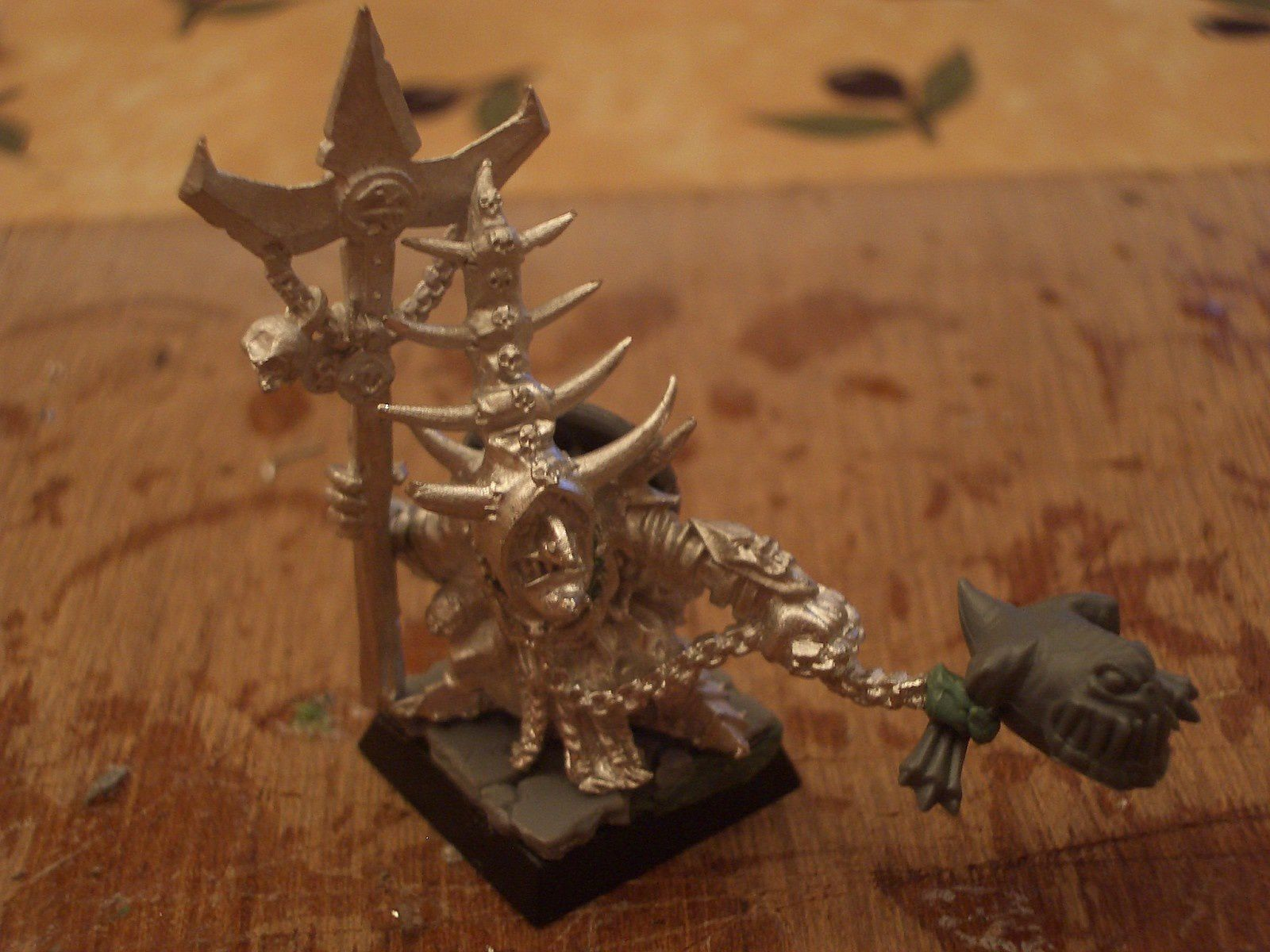 Conversion de squigs broyeurs !