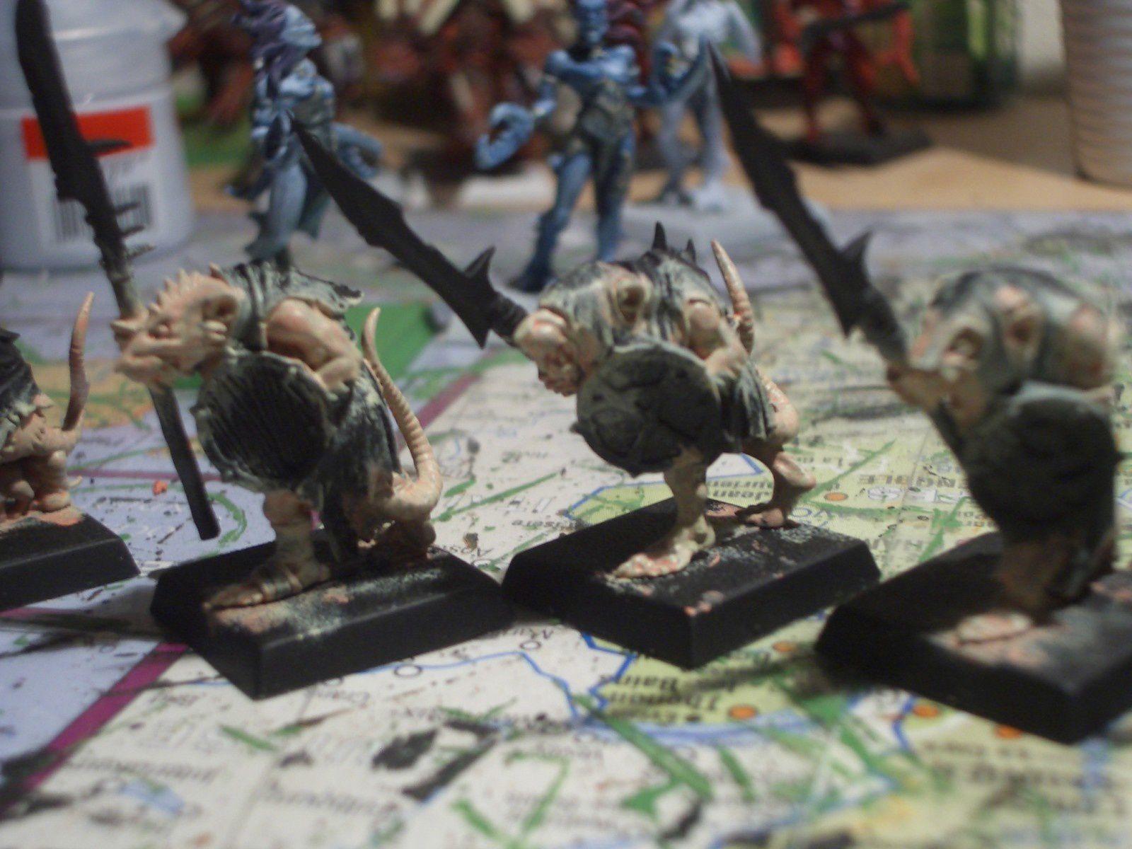 Les cours de peinture de M. CHAUCHOT : Rats, rats, rats !
