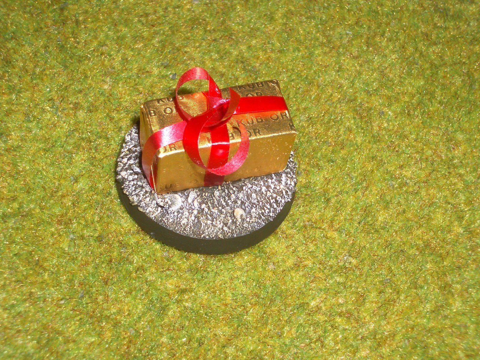 Bataille du 23 décembre : Les cadeaux en or du lutin Kub
