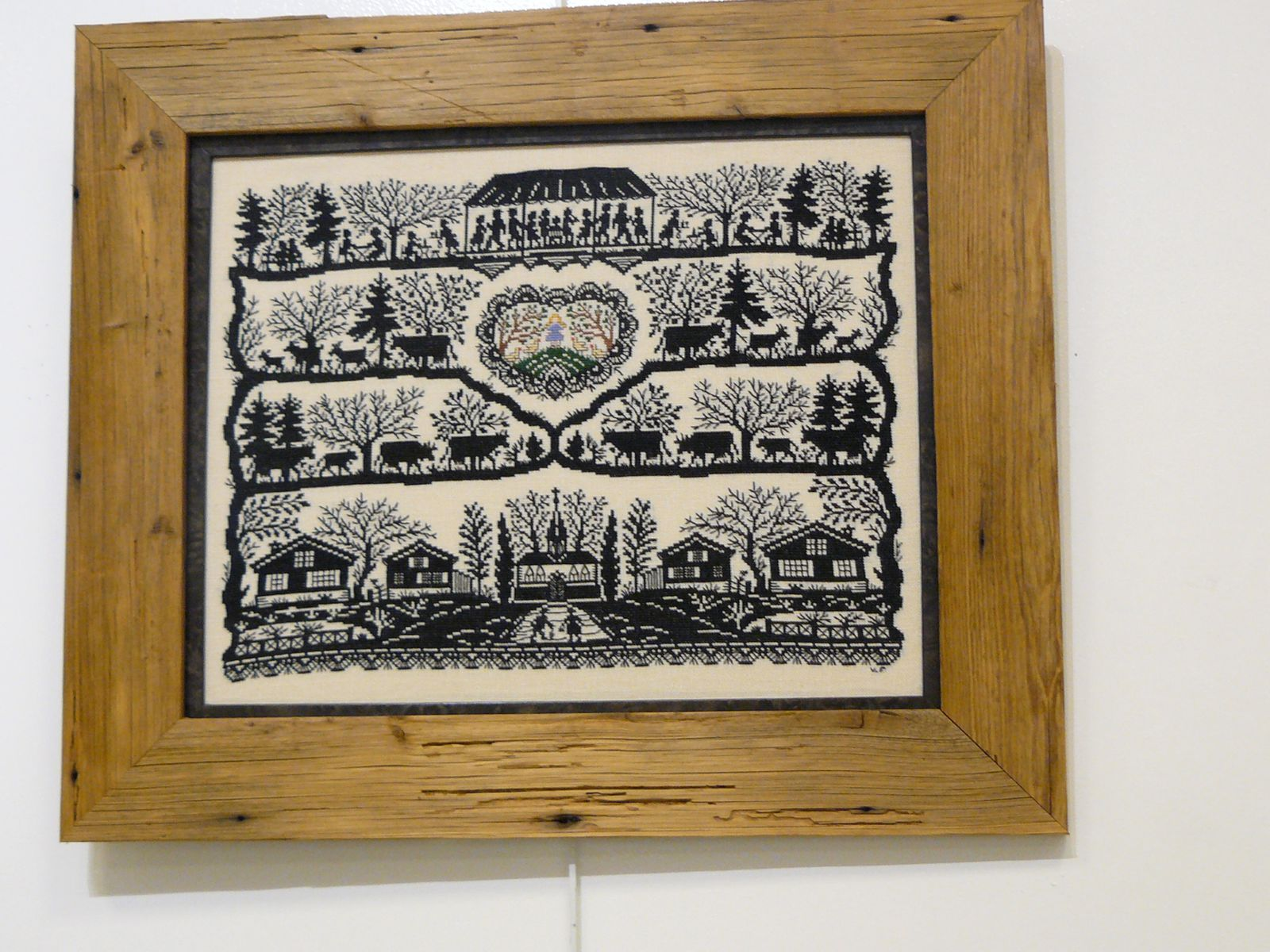 Expo broderie