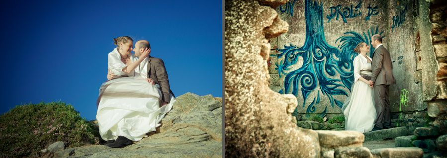 Mariage à Meucon et Carnac- Photographe Morbihan