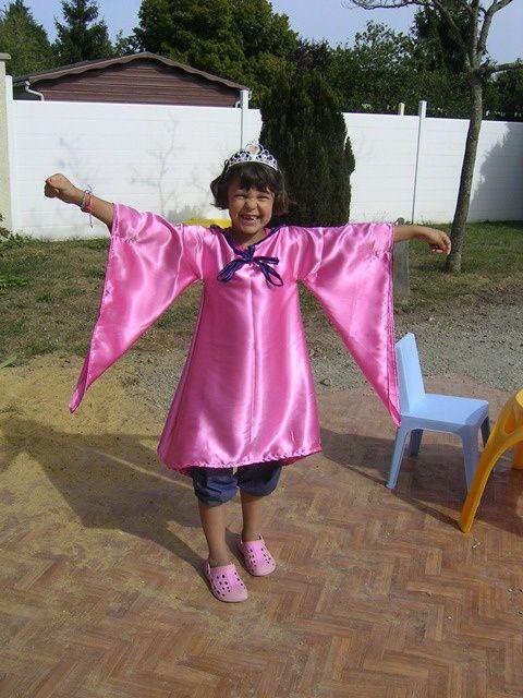 Une princesse !!
