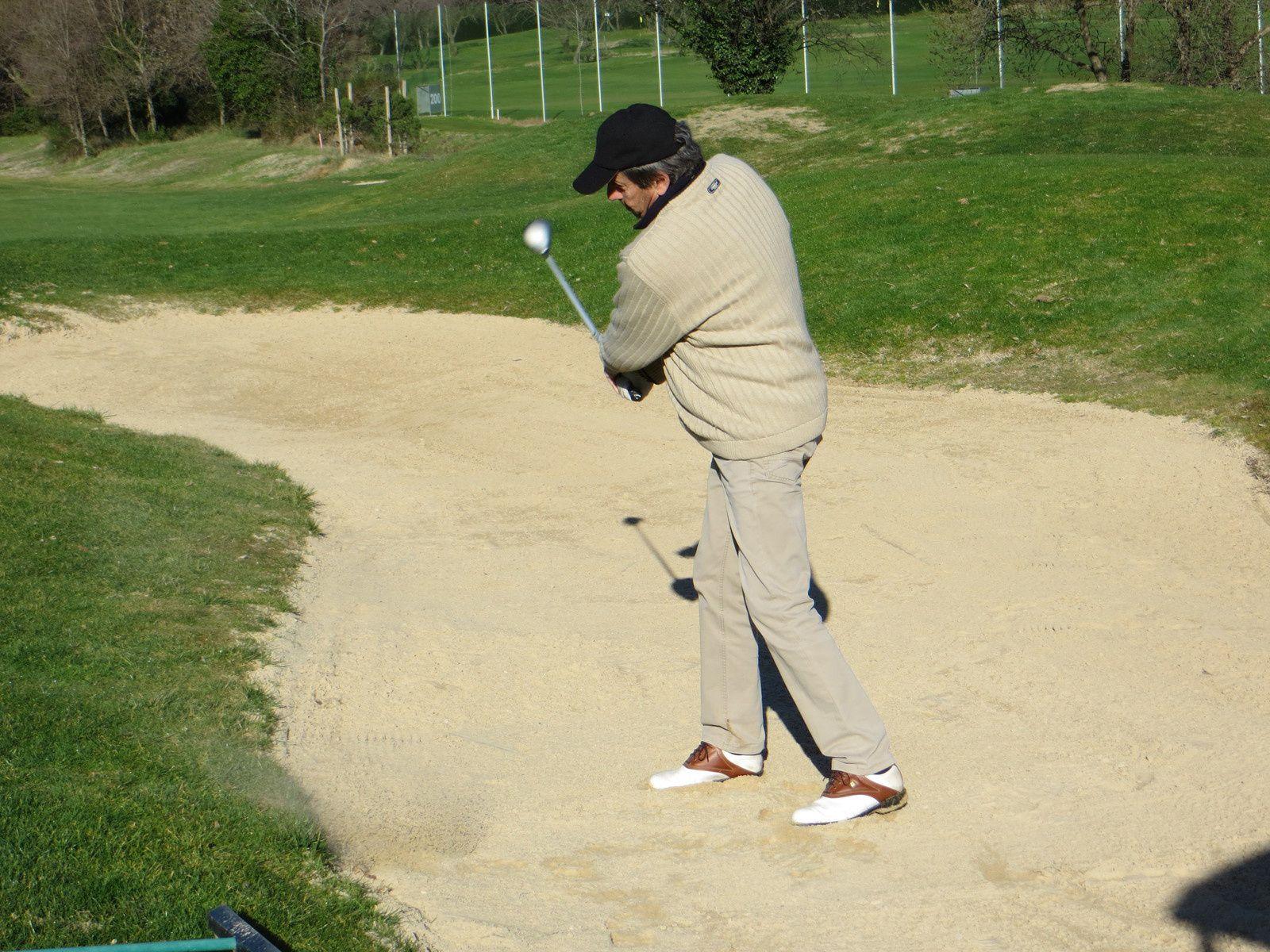 Sortie au &quot&#x3B;Golf de Nîmes Vacquerolles&quot&#x3B;
