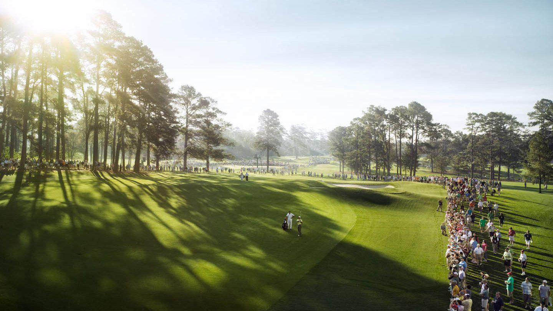 Du 09 au 12 Avril 2015 Master d'Augusta