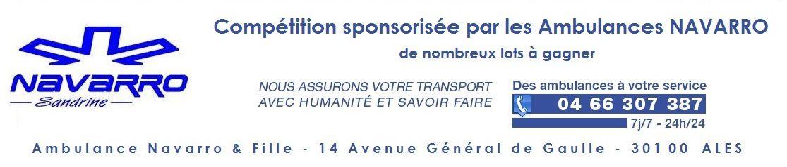 Compétition de la &quot&#x3B;Saint patrick&quot&#x3B; sponsorisée par les Ambulances NAVARRO