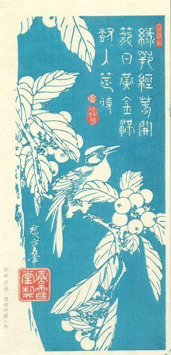 Hiroshige - Source Pinterest