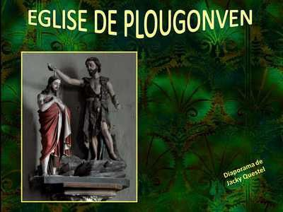 Diaporama : Eglise de Plougonven (29)