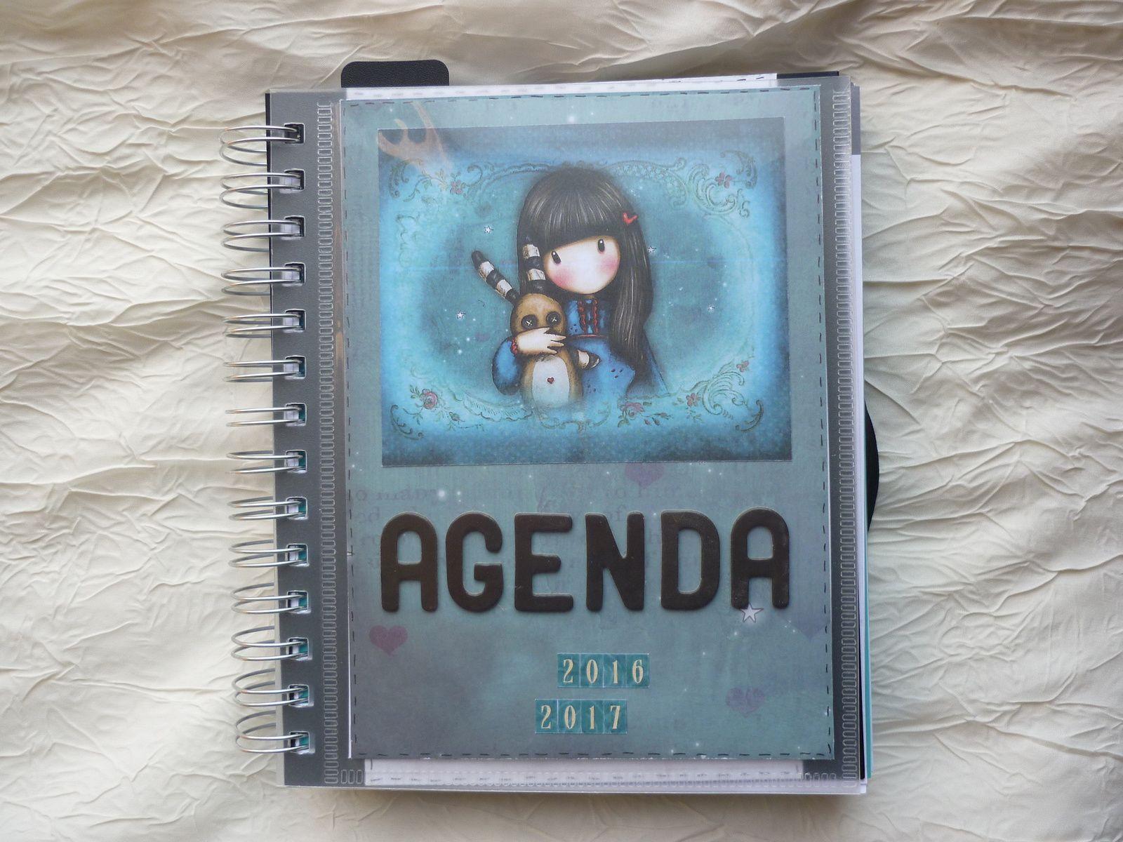 agenda Gorjuss