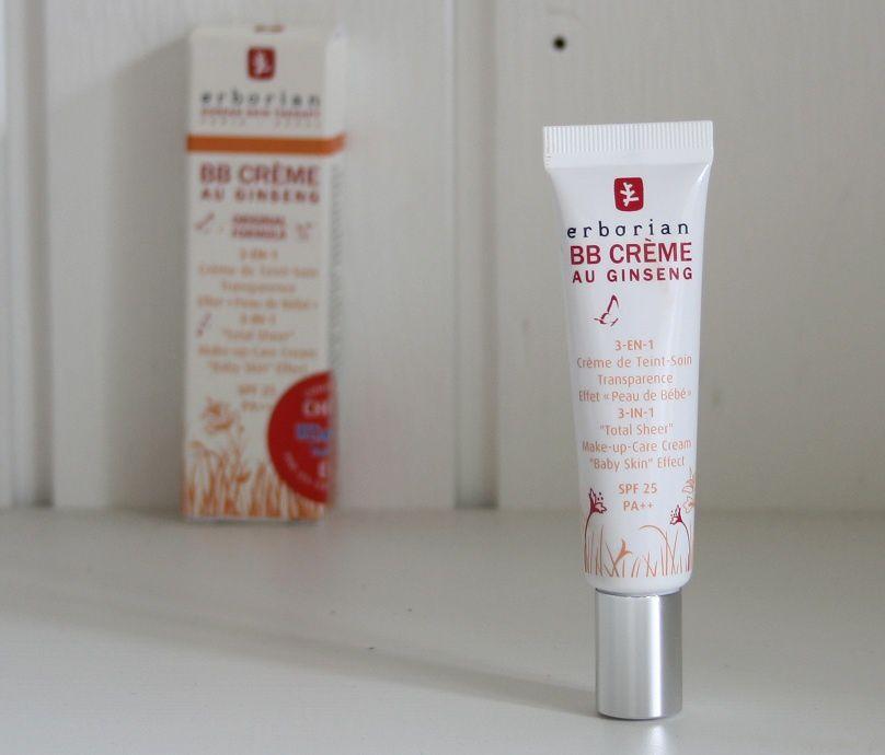BB crème au ginseng - Erborian
