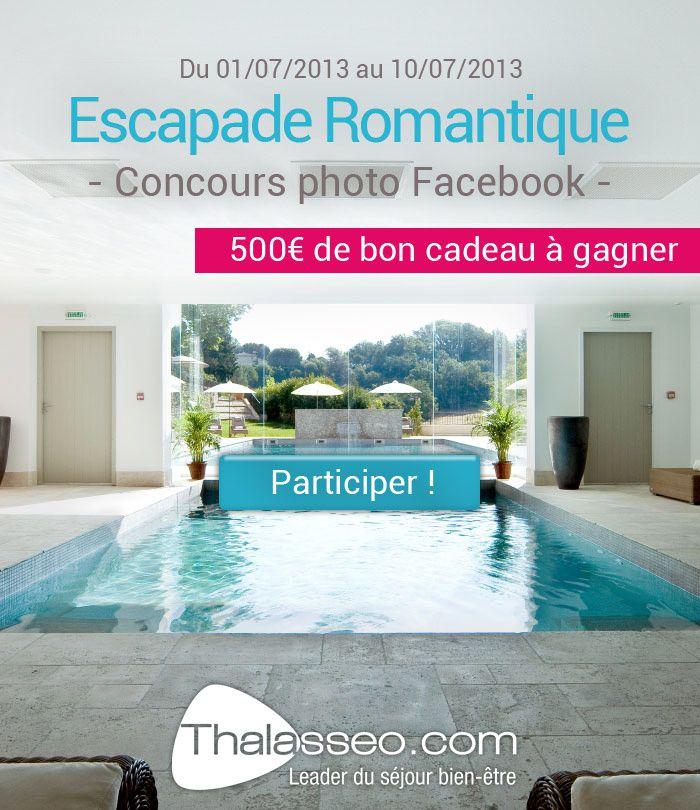 Concours Thalasseo : gagnez un bon de 500 euros !