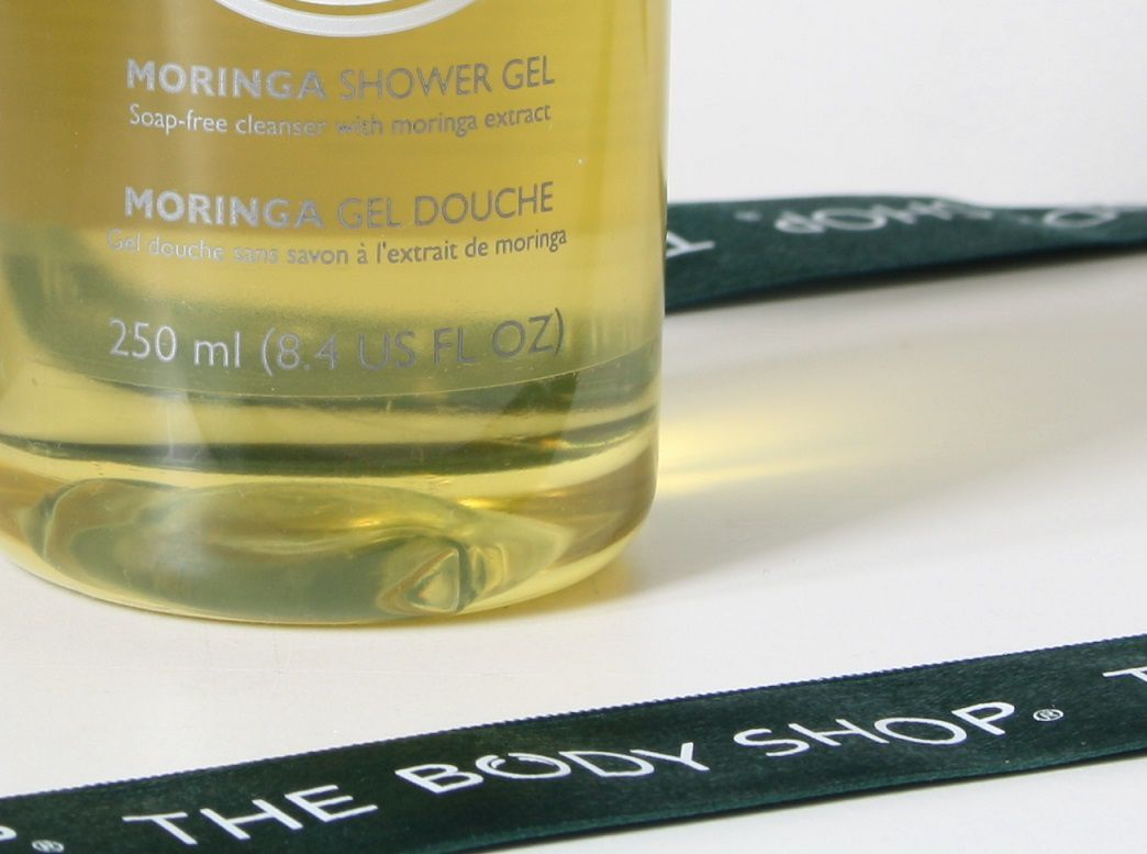 Gel douche Moringa - Body Shop