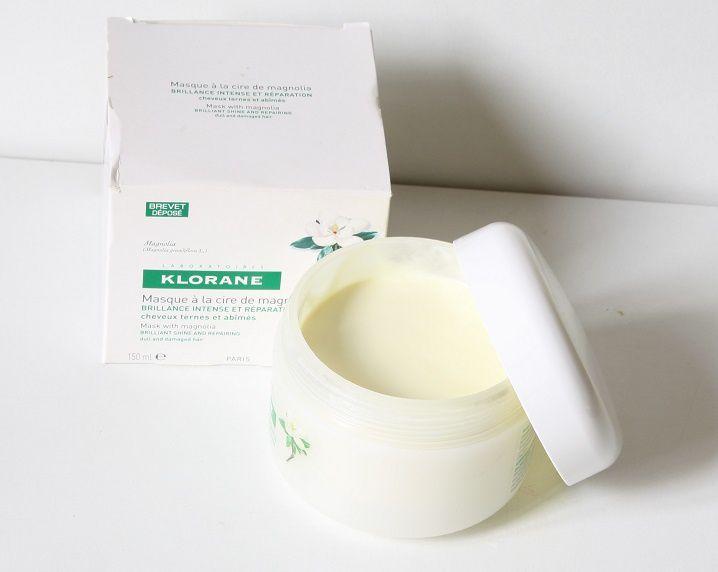 Masque à la cire de Magnolia - Klorane
