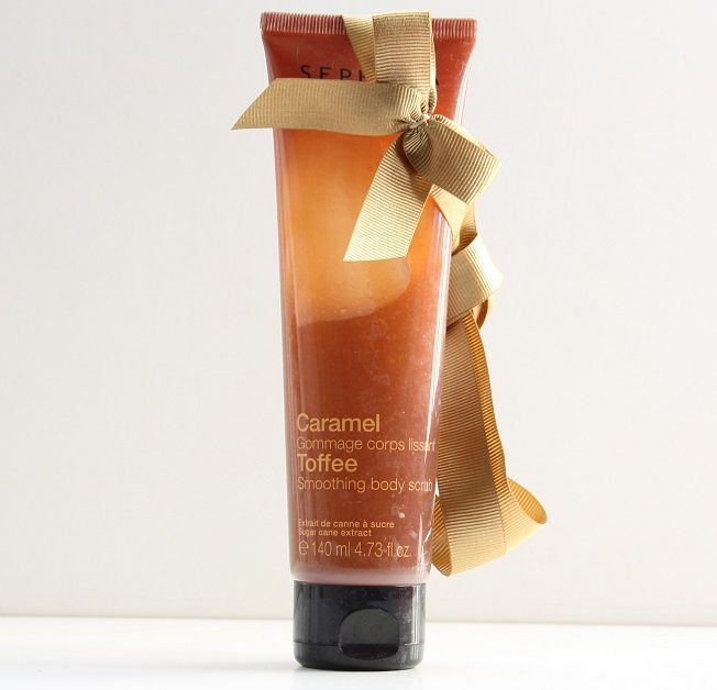 Gommage corps lissant caramel - Sephora