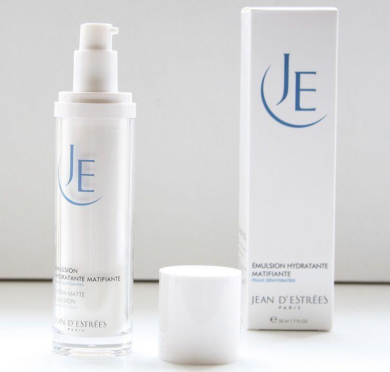Emulsion hydratante matifiante - Jean d'Estrées
