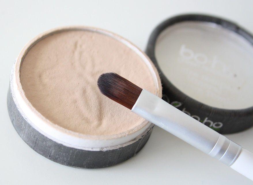 Poudre compacte minérale - Boho cosmetics