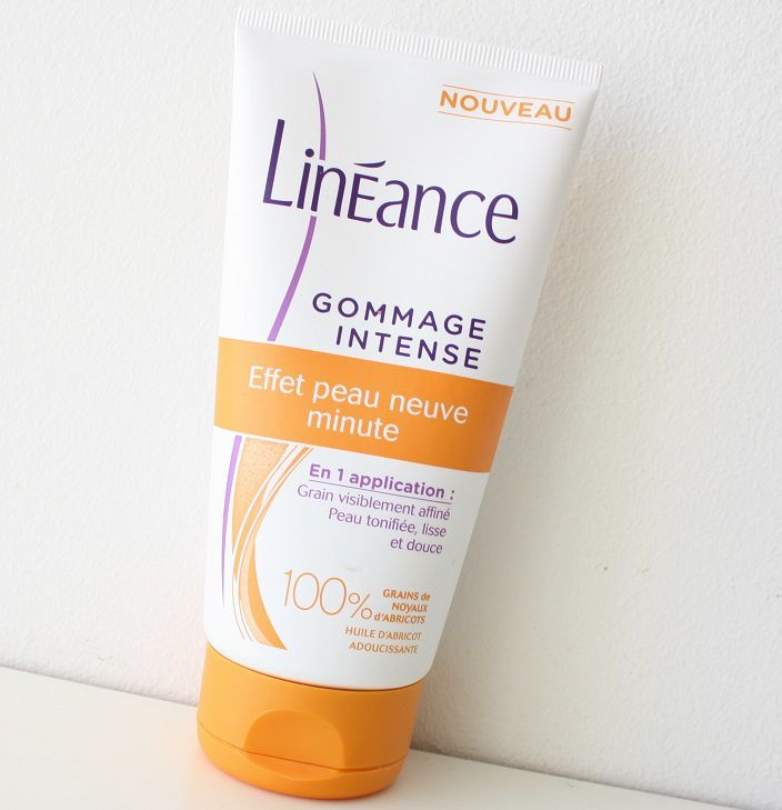 Gommage intense - Linéance