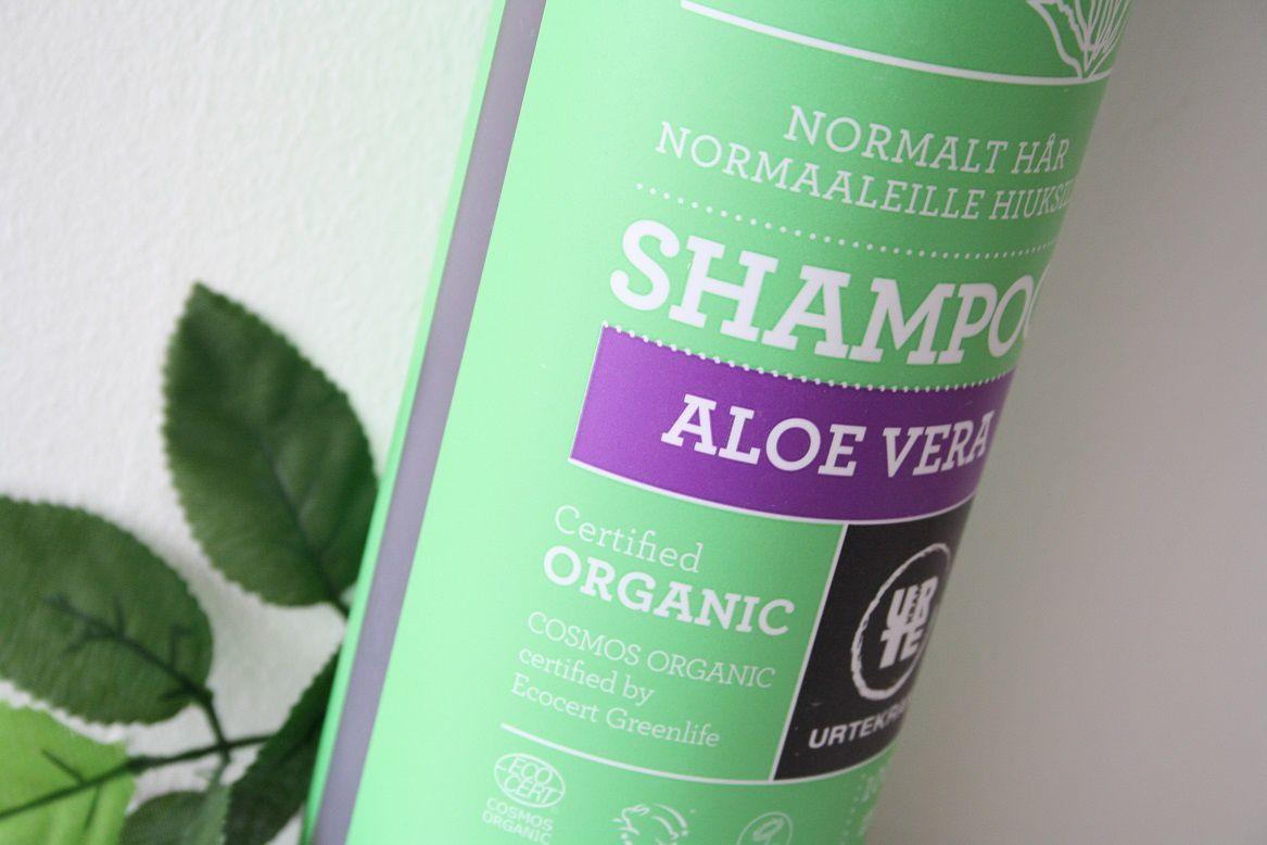 Shampooing à l'aloe vera - Urtekram