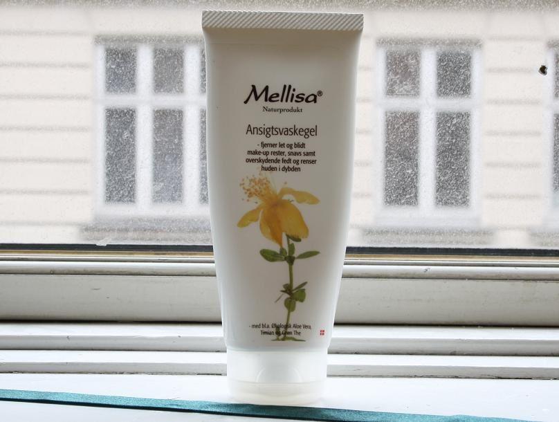 Gel nettoyant visage - Mellisa