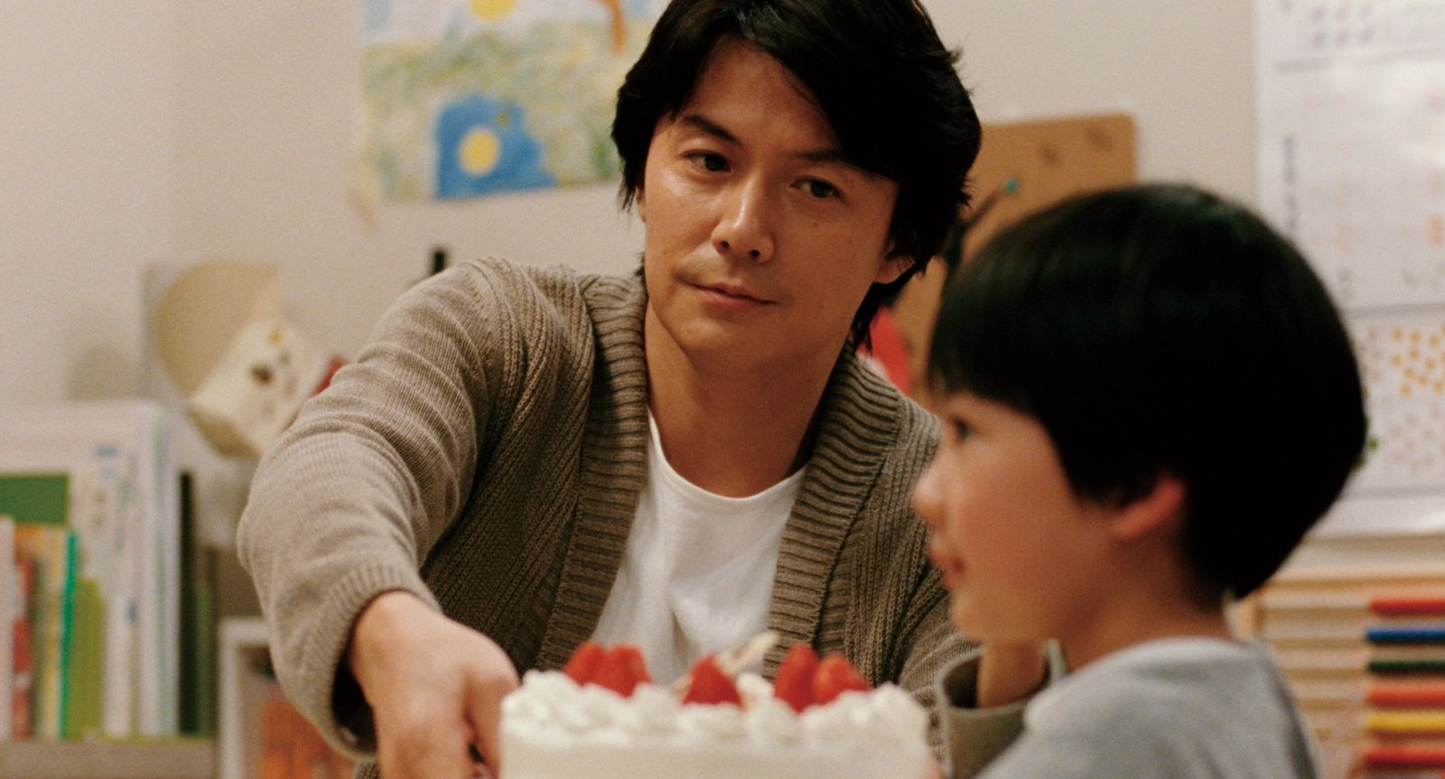 Concours : Tel père, tel fils de Hirokazu Kore-Eda