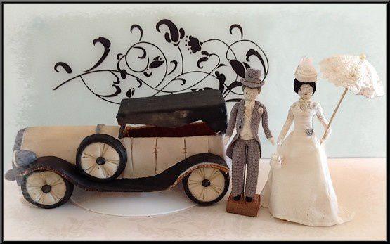 Mariage à la belle époque