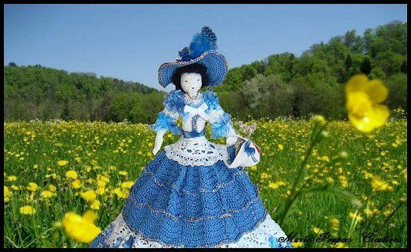 La poupée du printemps