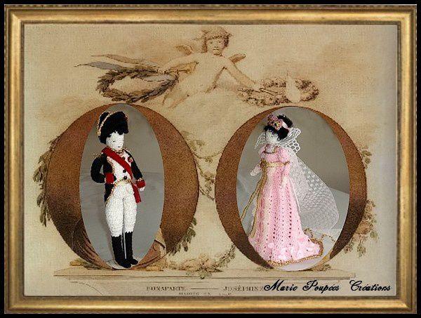 Napoléon et Joséphine pour la fête des mères
