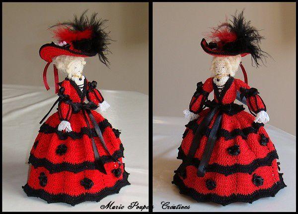 La Marquise rouge