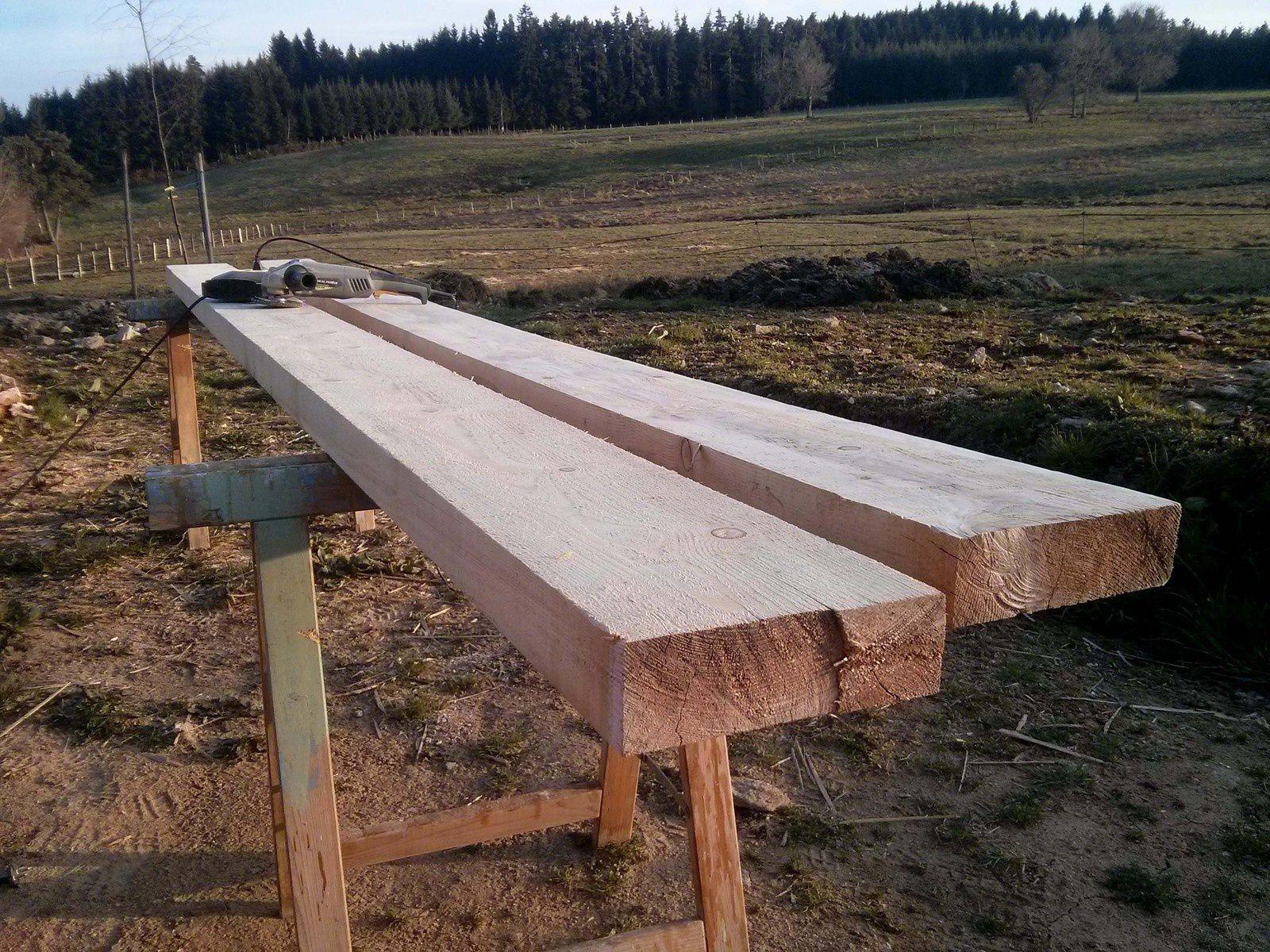 escalier en bois mode d 39 emploi r novation d 39 une ferme auvergnate. Black Bedroom Furniture Sets. Home Design Ideas