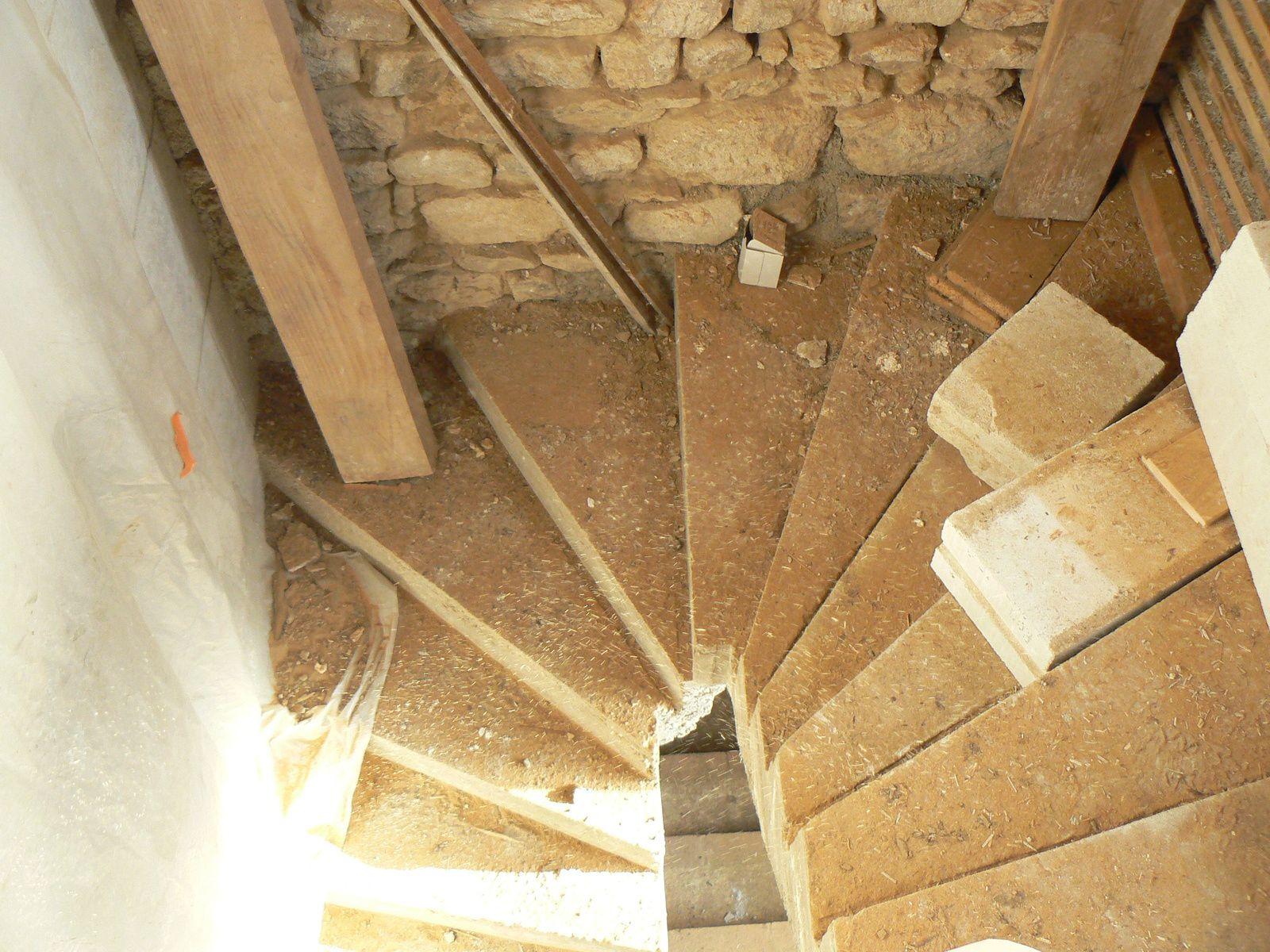 Plancher du deuxième étage: suite