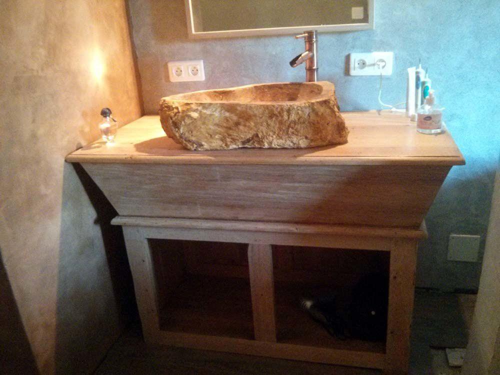 Oh la jolie salle d'eau !