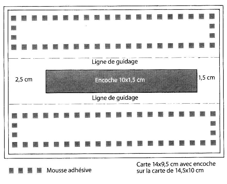 tuto carte coulissante