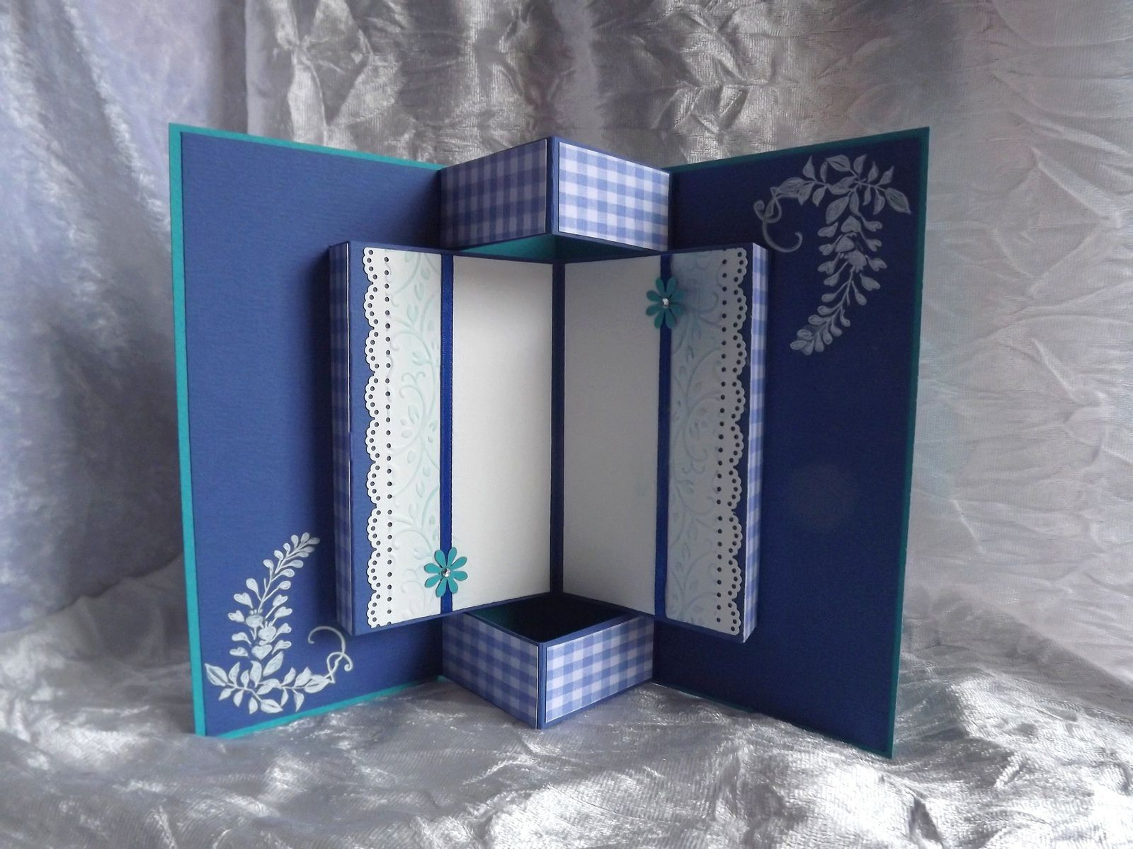 carte pop up book avec son tuto