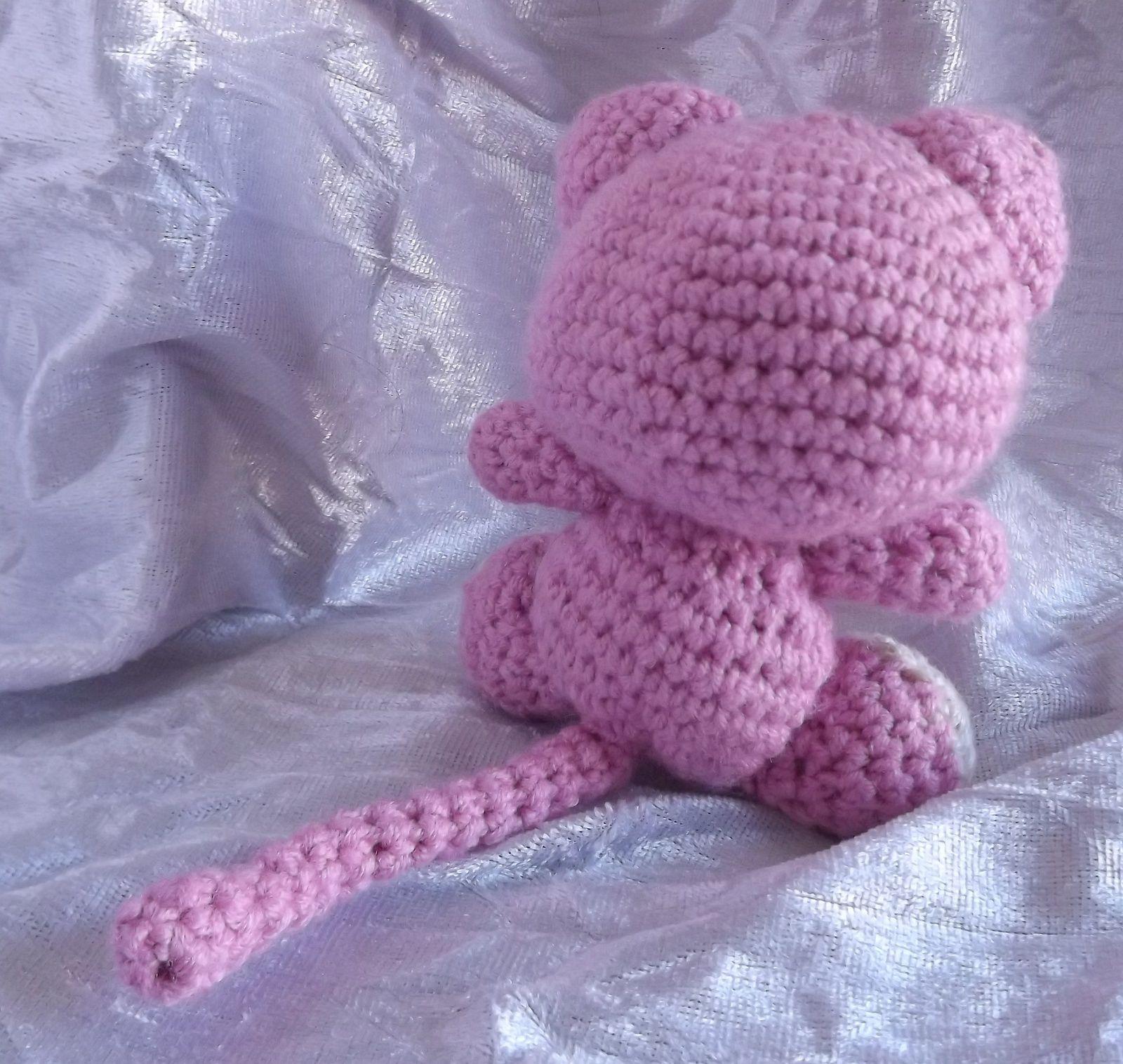 amigurumis-petits animaux au crochet