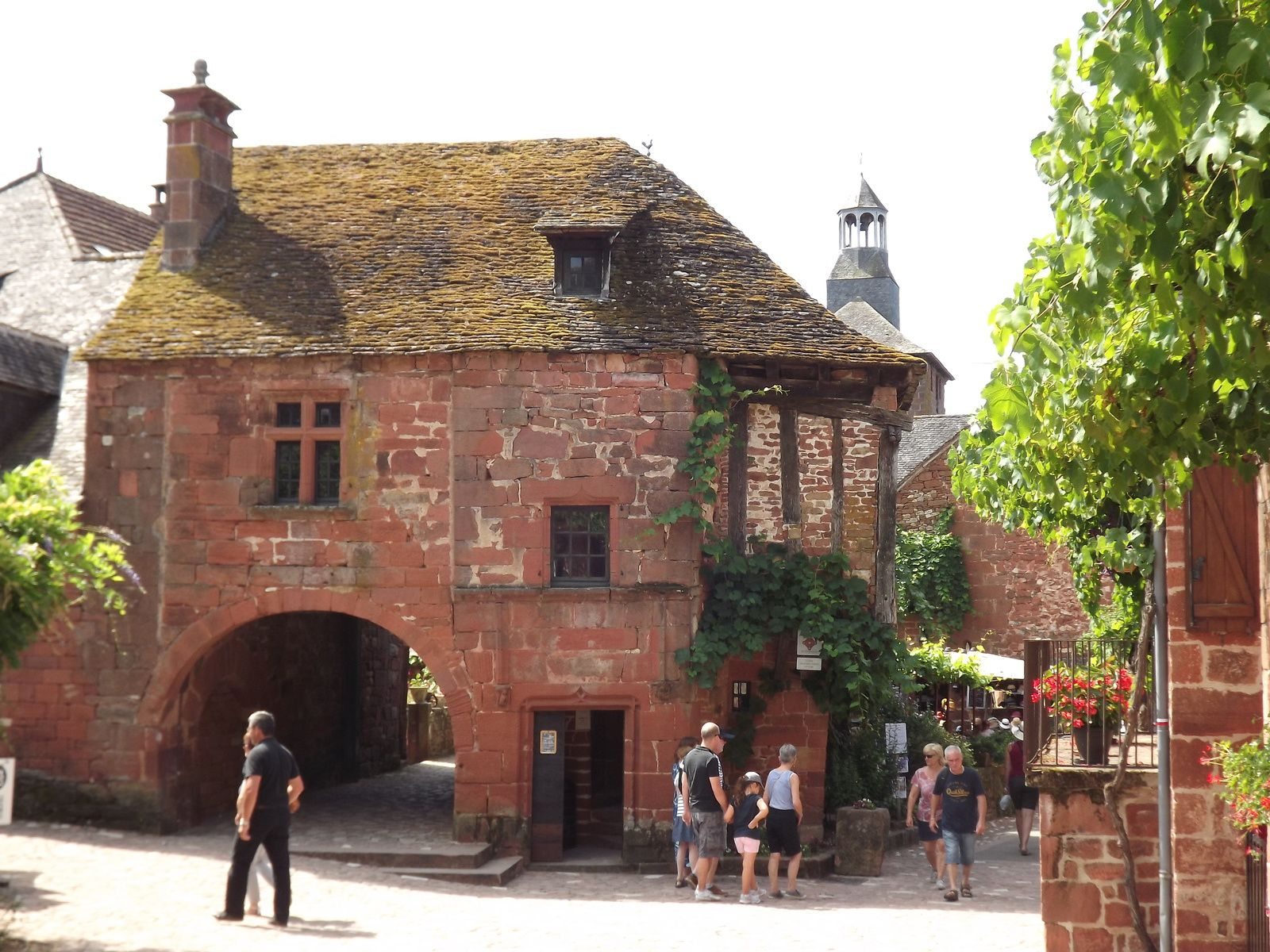 village de Collonges la rouge