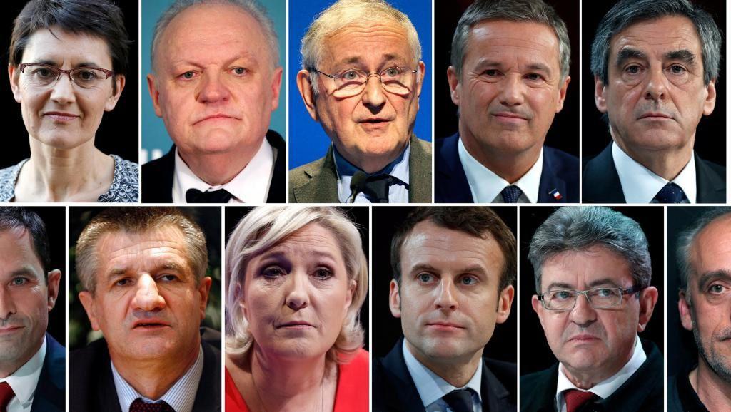 1er tour des élections présidentielles : résultat à 20 h ce soir...