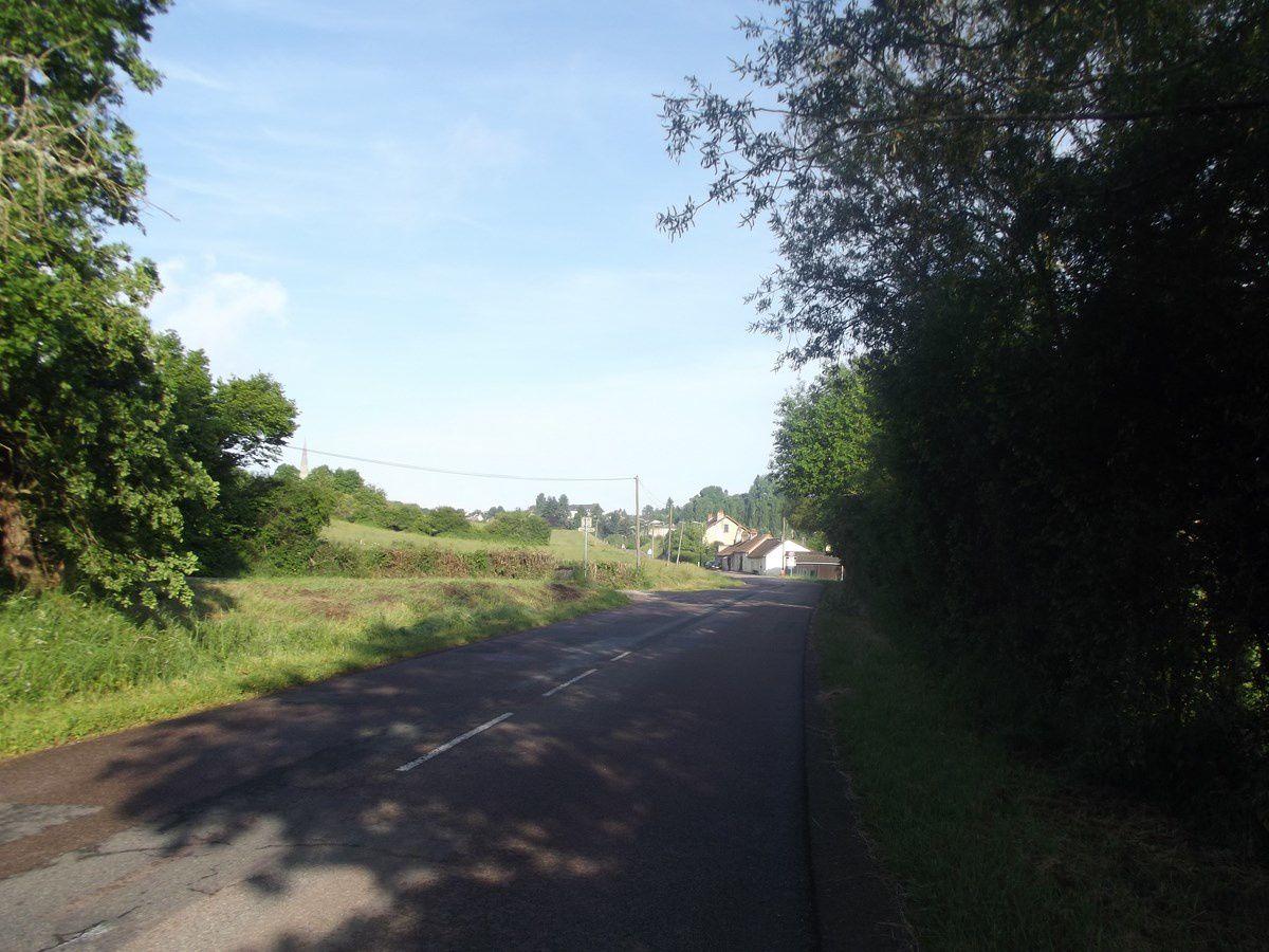 Chemin des Ragots - 71400 Autun.