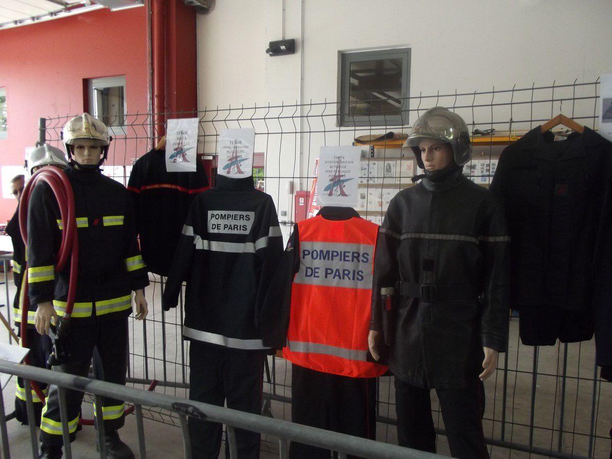 Centre d'incendie et de secours Charles Echavidre, avenue André Frénaud - 71400 Autun. Journée Portes-ouvertes, le 08 juin 2013.