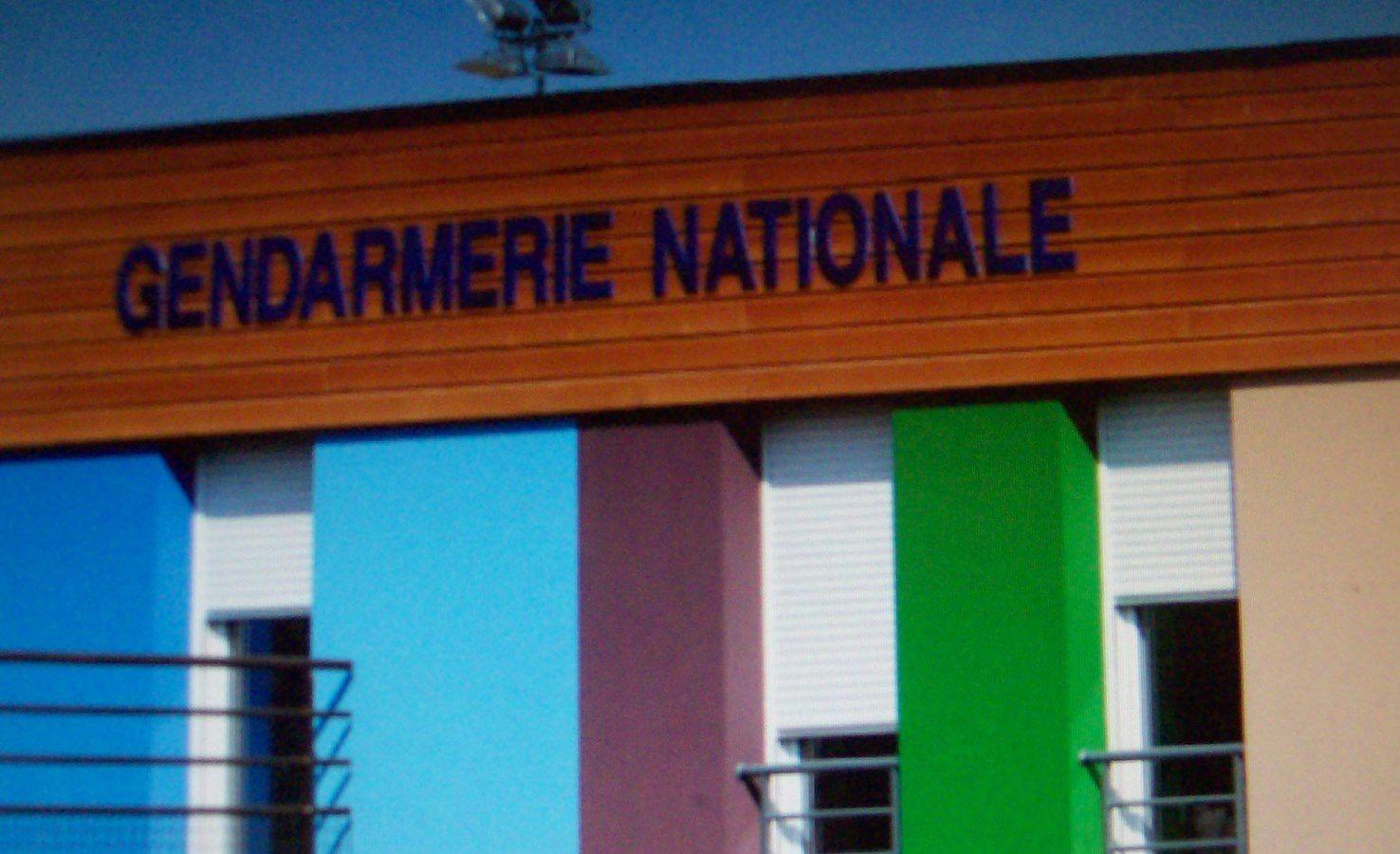 Gendarmerie National, Avenue André Frénaud - 71400 Autun.