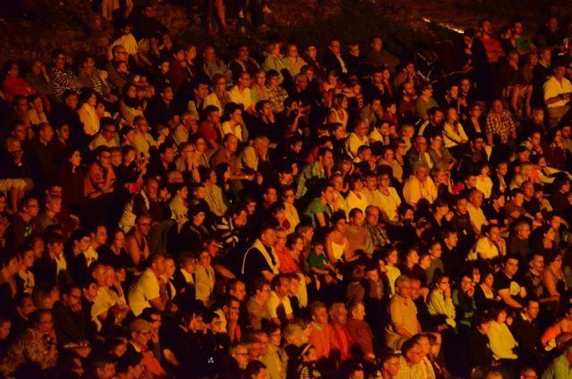 Jules César écrit par Florence Heuillard, Mise en scène et costumes de Jean-Claude Baudoin, Production : Ass. Spectacle Historique Autun, Régie : International Animation. ¤¤¤ Dernier spectacle de la saison, c'était le samedi 02 août 2013 ¤¤¤ Photos d'autun-infos, d'internet (amis de facebook) et de Patrick-l'autunois.
