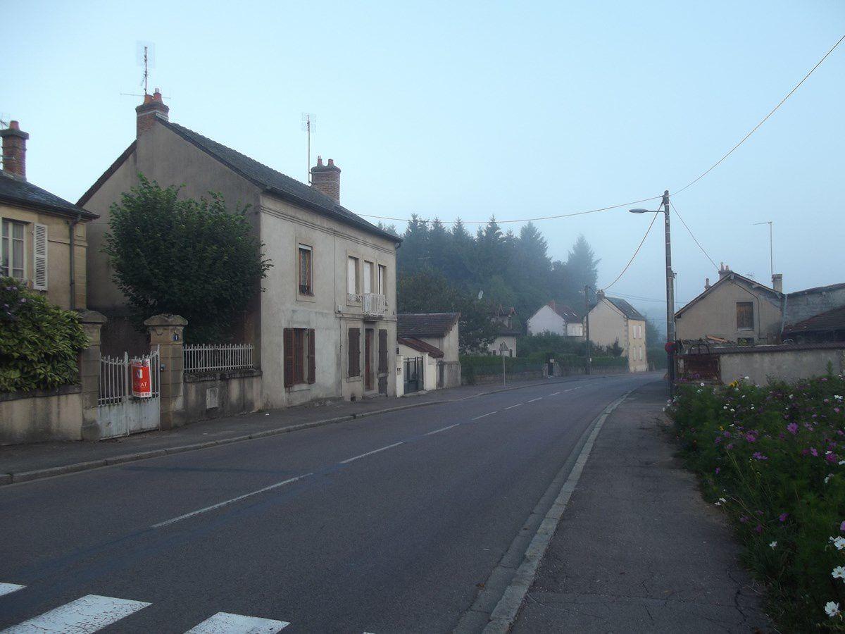 Route d'Arnay - 71400 Autun. ¤¤¤ Quartier Saint-André ¤¤¤