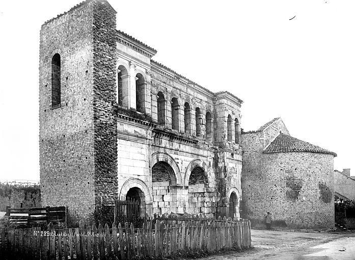Porte Saint-André - 71400 Autun. ¤¤¤Quartier Saint-André ¤¤¤
