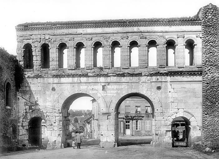 Porte Saint-André - 71400 Autun. ¤¤¤ Quartier Saint-André ¤¤¤