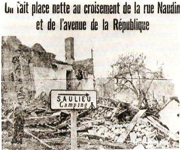 Faubourg Saint-Jean - 71400 Autun. (2e partie et fin).