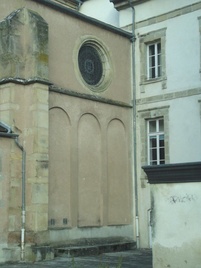 Eglise Saint-Jean - 71400 Autun. ¤¤¤ Quartier Saint-Jean ¤¤¤