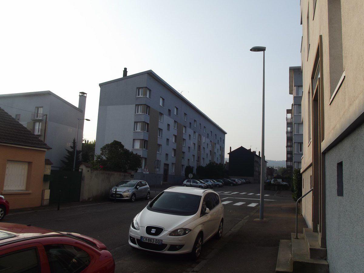 Rue des Quatre Vents - 71400 Autun. ¤¤¤ Quartier Saint-Jean ¤¤¤