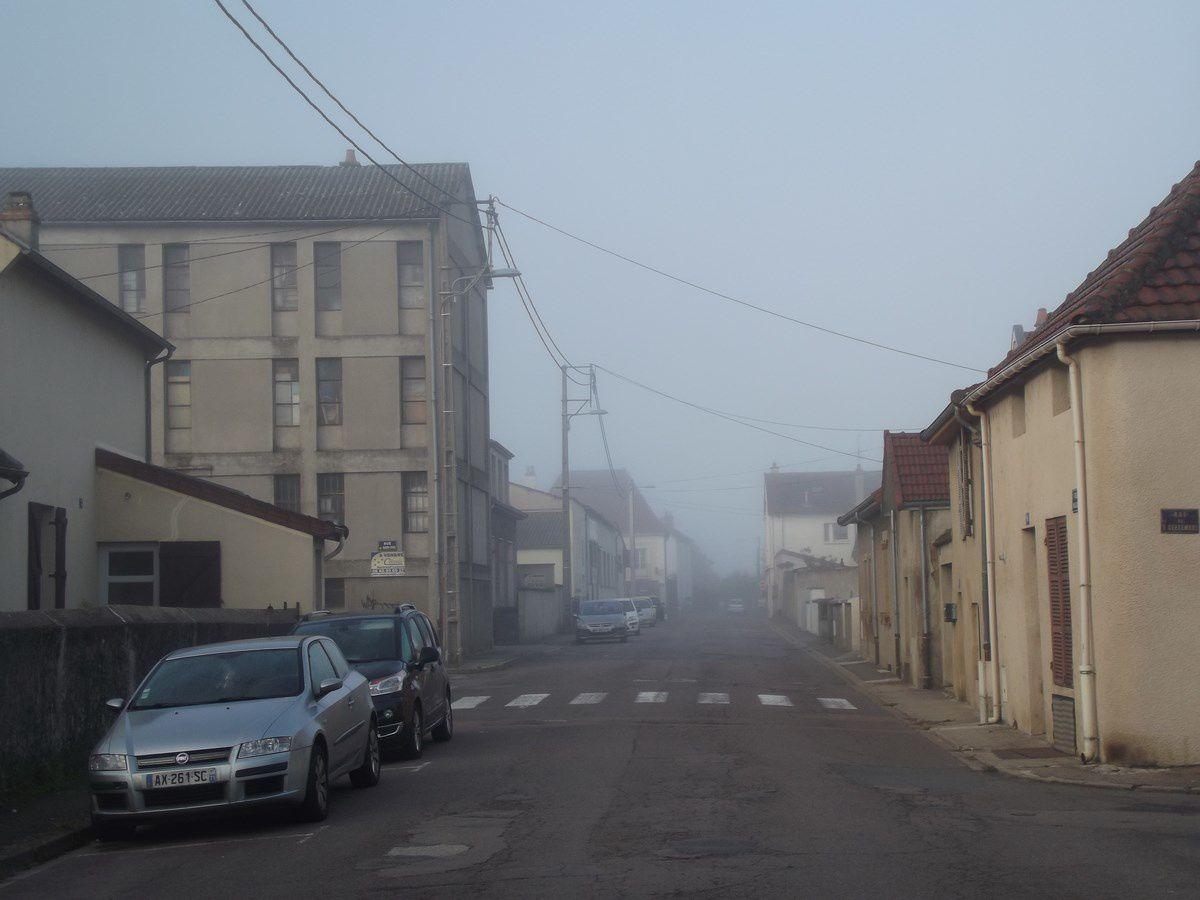 Rue Naudin - 71400 Autun. ¤¤¤ Quartier Saint-Jean ¤¤¤
