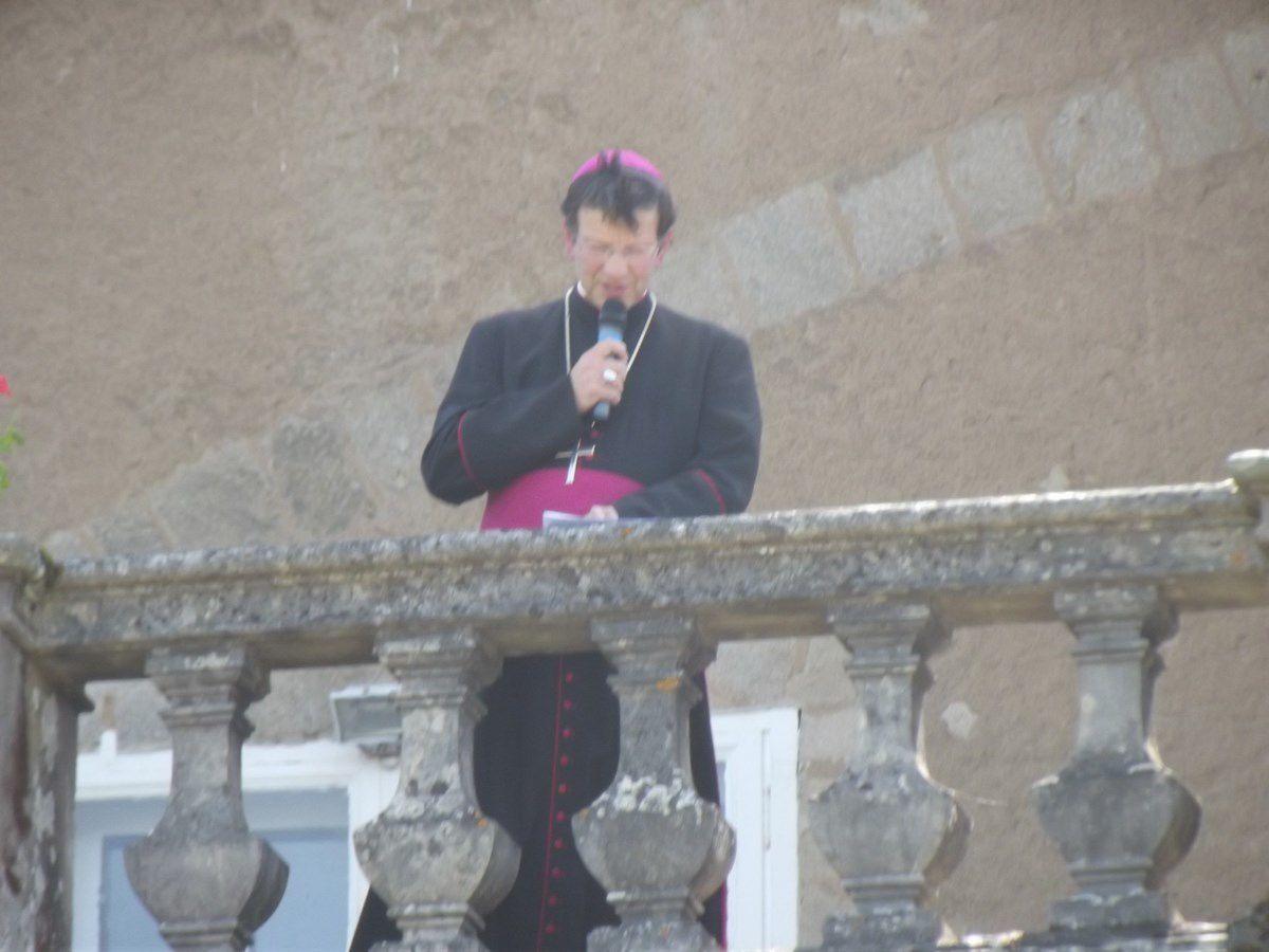 Saint-Léger, évêque d'Autun, martyr et saint, 615-678  --- 1er partie. A suivre !!!!