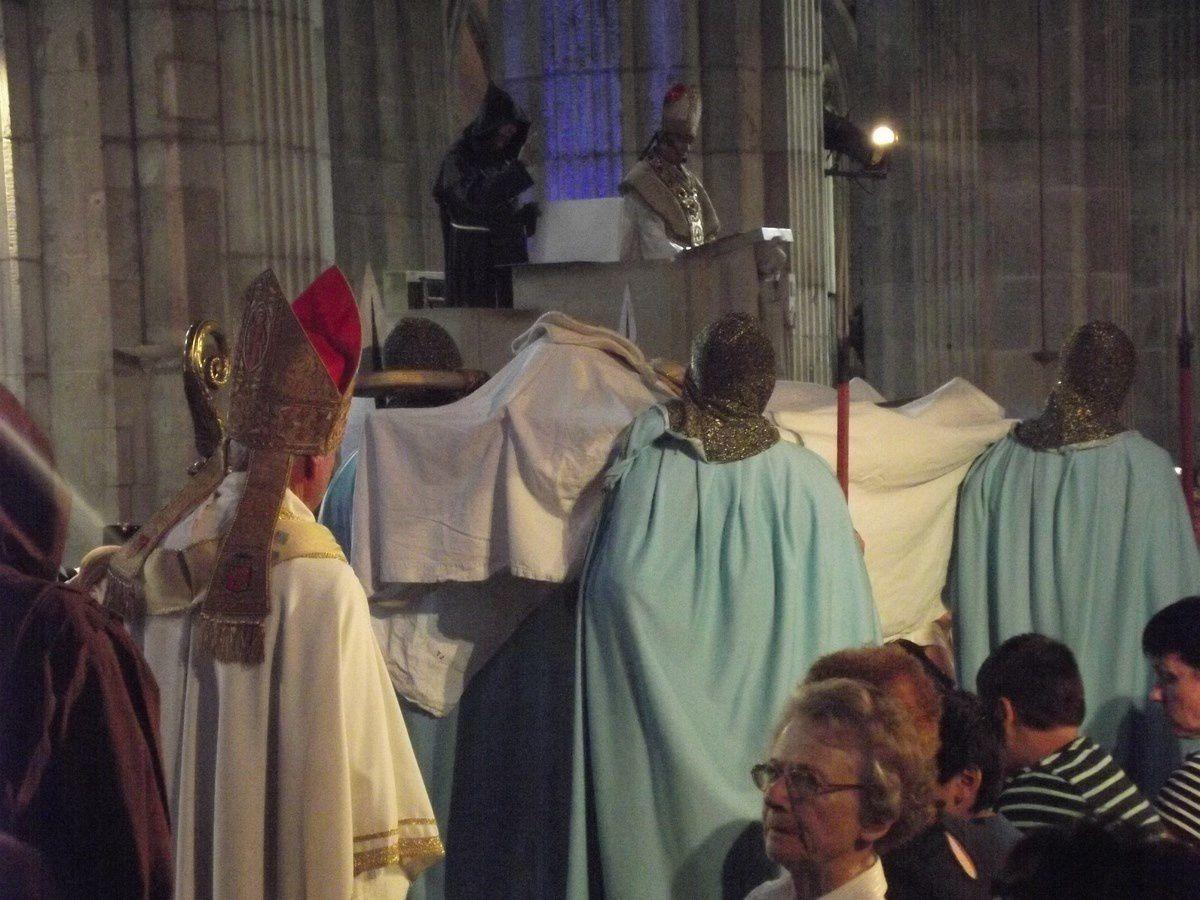 Saint-Léger, évêque d'Autun, martyr et saint, 615-678 --- 4e et dernière partie.