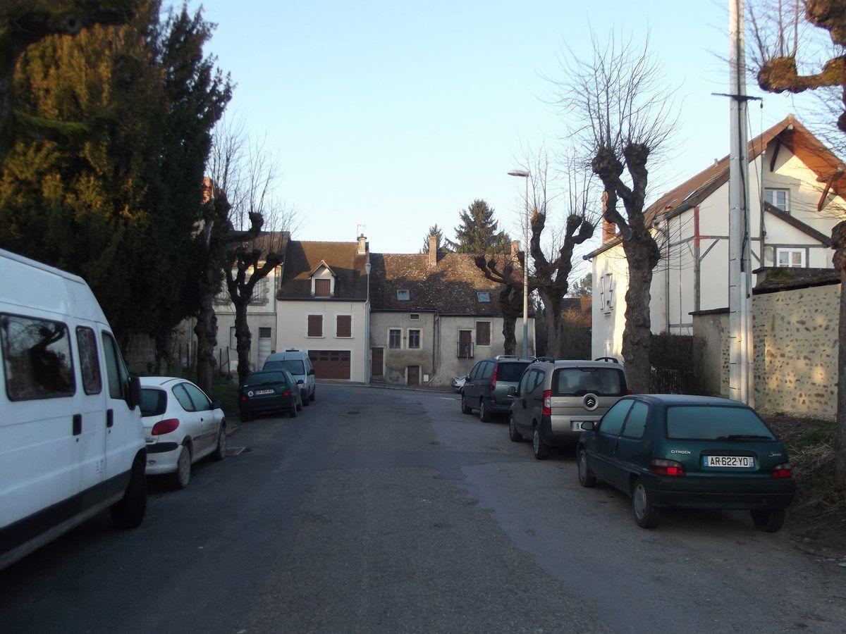 Rue du 29ème Régiment d'Infanterie - 71400 Autun.  ¤¤¤ Quartier Faubourg d'Arroux ¤¤¤